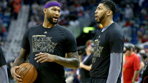 Skip Bayless: DeMarcus Cousins doesn't get a single break from referees