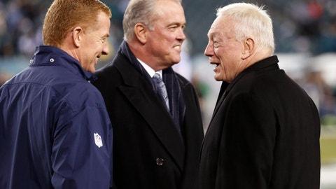 Dallas Cowboys: ($12.9 million)