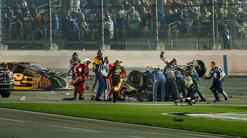 Jul 5, 2015; Daytona Beach, FL, USA;