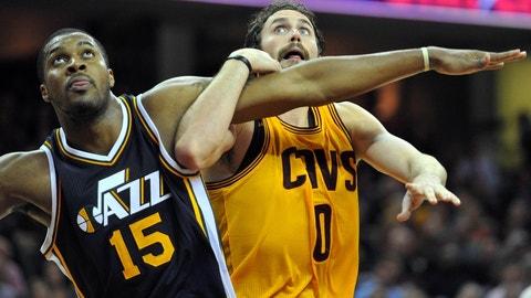 Cavaliers vs. Jazz: +4625