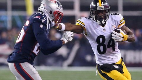 December 17: New England Patriots at Pittsburgh Steelers, 4:25 p.m. ET
