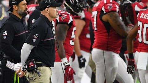 Shannon: Dan Quinn's inflexibility on defense allowed Brady to gash the Falcons