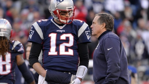 """3. Keep Garoppolo, keep Brady and play the """"we hope it works out"""" game."""