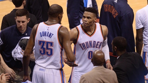 Westbrook plays super-nice, then trolls everyone