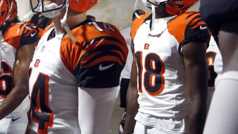 The Bengals didn't learn from last year's mistakes