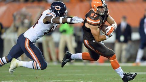 December 24: Cleveland Browns at Chicago Bears, 1 p.m. ET