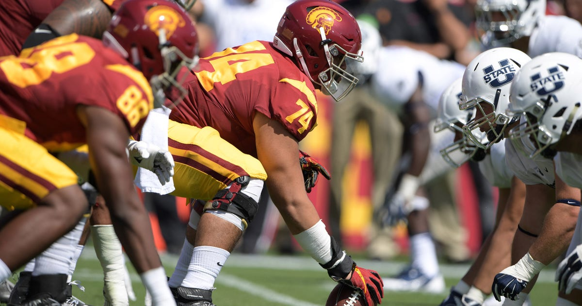 cb6f801f684 USC Football Depth Chart 2017  Post-Signing Day Projected Starting Lineup