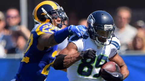 October 8: Seattle Seahawks at Los Angeles Rams, 4:05 p.m. ET