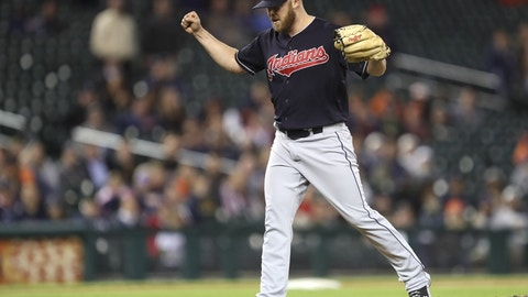 Indians: Cody Allen (23rd round, 698th pick, 2011)