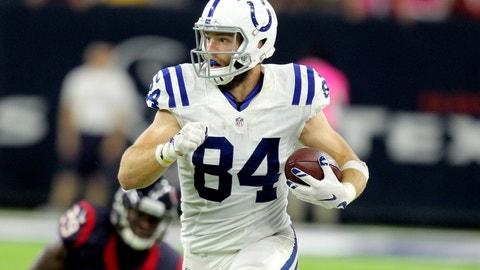 TE Jack Doyle (Colts)