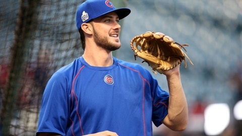 Kris Bryant (3B/OF) -- Chicago Cubs (1/4/92)