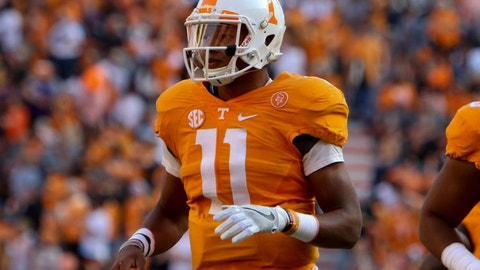 Joshua Dobbs, Steelers (fourth round, No. 135 overall)