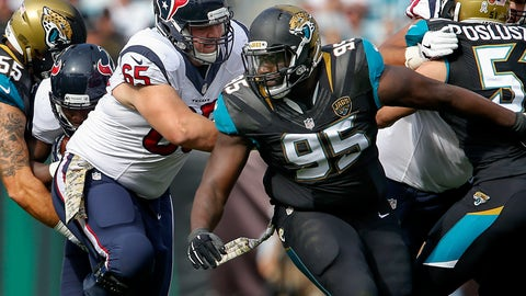 December 17: Houston Texans at Jacksonville Jaguars, 1 p.m. ET
