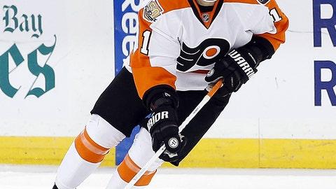8f90ec45 Philadelphia Flyers Rookie Travis Konecny Sidelined for 4-6 weeks ...