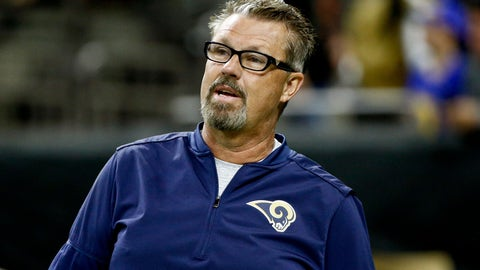 Nov 27, 2016; New Orleans, LA, USA;  Los Angeles Rams defensive coordinator Gregg Williams looks on before a game against the New Orleans Saints at the Mercedes-Benz Superdome. Mandatory Credit: Derick E. Hingle-USA TODAY Sports