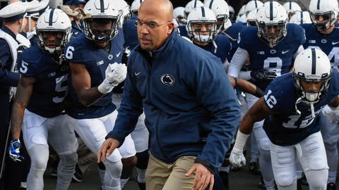 Penn State: The schedule isn't as favorable this season