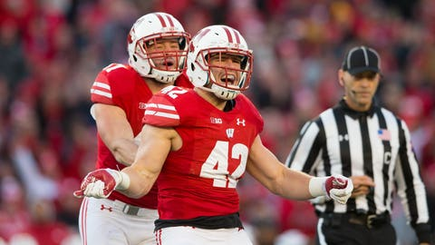 Packers: T.J. Watt, LB, Wisconsin