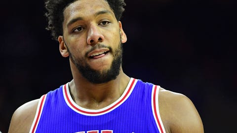The Sixers will move a big man (and it'll be Jahlil Okafor)