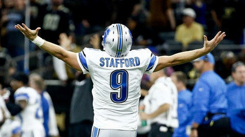 Matthew Stafford: 51-58 (.468)
