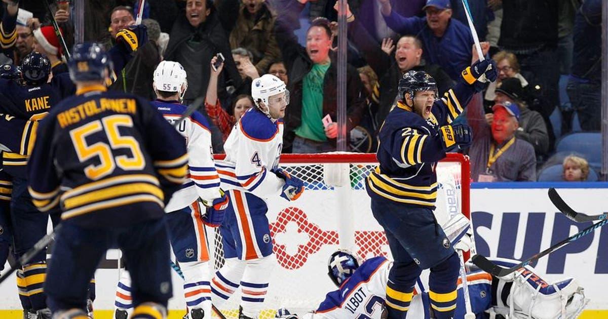 c42a091d4 Buffalo Sabres Fan Fun  Rethinking The Sabres Goal-Celebration Music ...
