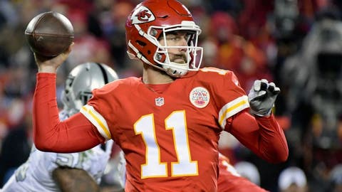Alex Smith, Chiefs