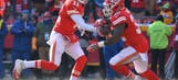 Chiefs running game needs a spark