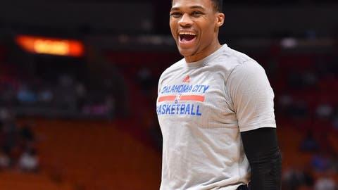 Chris: Stop belittling Westbrook's accomplishments