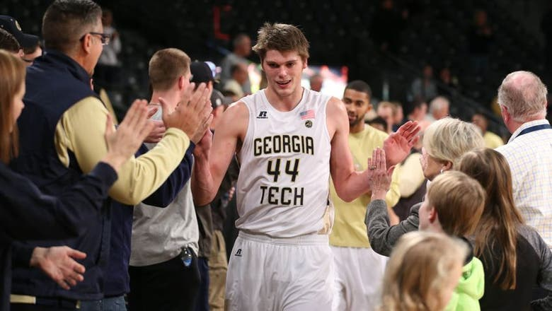 Georgia Tech clinches win over Syracuse