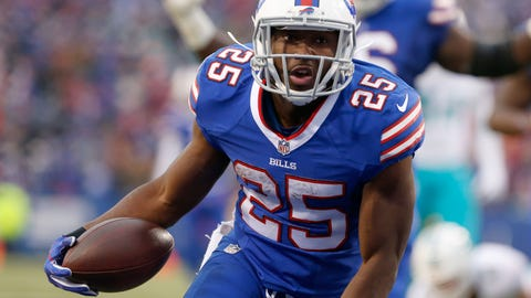 Buffalo Bills: LeSean McCoy