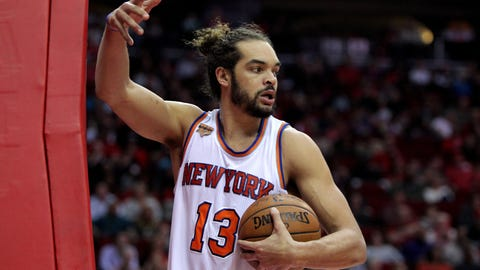 Sept. 30: Joakim Noah skips Knicks dinner with West Point cadets