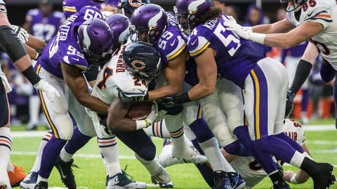 December 31: Chicago Bears at Minnesota Vikings, 1 p.m. ET