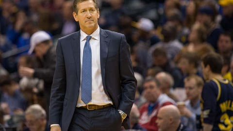 Jan. 31: Jeff Hornacek fires back at former coach Derek Fisher