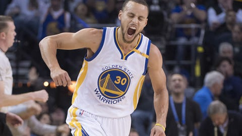 Best shooter: Stephen Curry