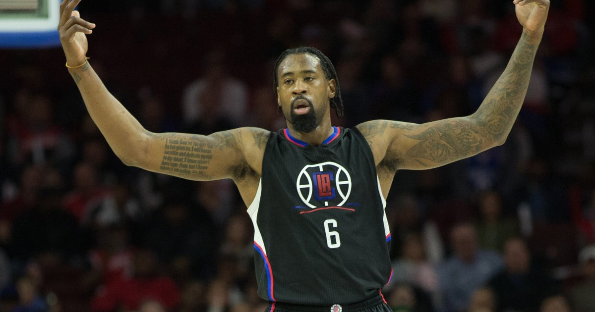fba103d397dd36 This clip of DeAndre Jordan lip syncing Seal s  Kiss from a Rose  will  change your life
