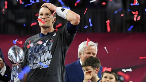 Patriots erase 25-point deficit to stun Falcons in overtime