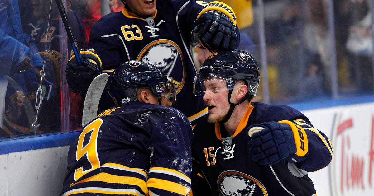 921afbcc8 Buffalo Sabres Game Day Updates  Grant