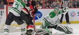 Stone scores winner in 3rd, Senators top Stars 3-2