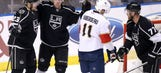 Florida Panthers Get Thumped 6-3 By The Los Angeles Kings