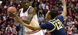Indiana Basketball: Hoosiers give Michigan their first road win of the year
