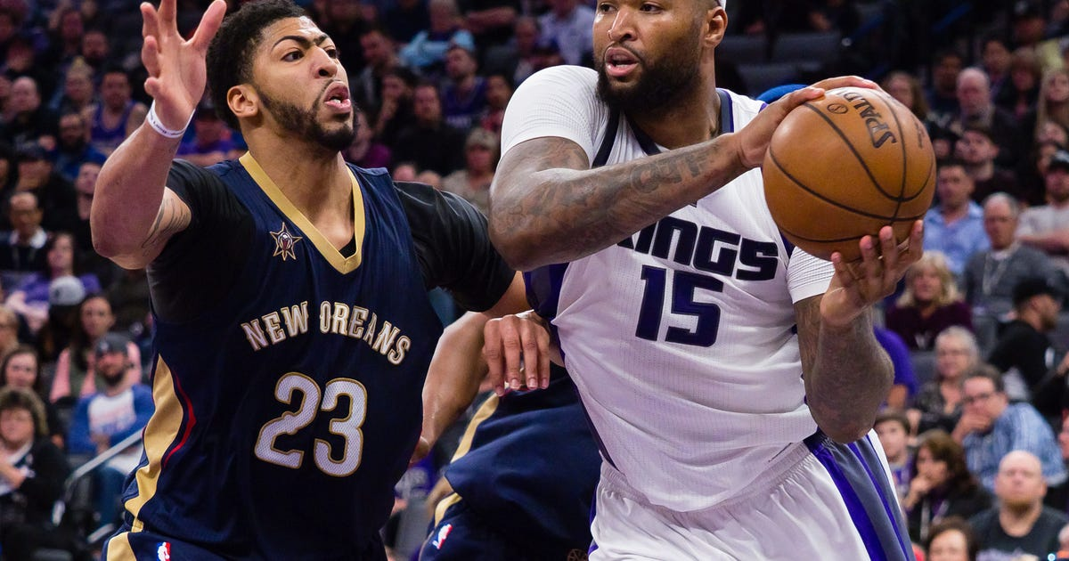bf118b37446 NBA Trade Grades  Pelicans Pull Off DeMarcus Cousins Heist