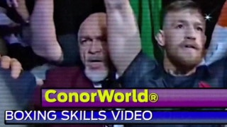 ConorWorld Boxing Skills Video | FOX SPORTS LIVE