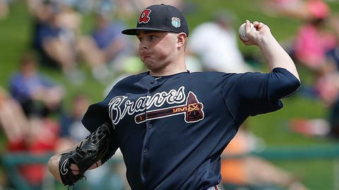 Sean Newcomb - Braves (SP)