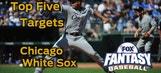 Fantasy Baseball Draft Advice: top five Chicago White Sox