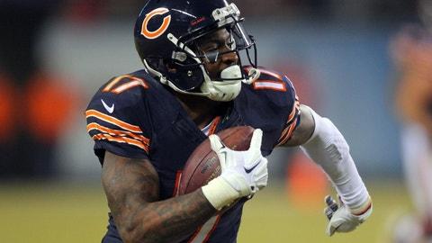 Chicago Bears: Alshon Jeffery, WR