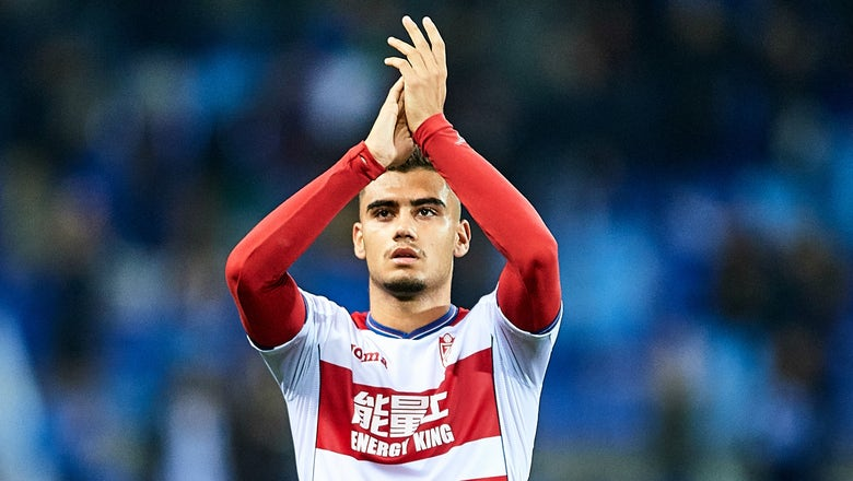 Watch Andreas Pereira get Manchester United fans salivating with this screamer for Granada