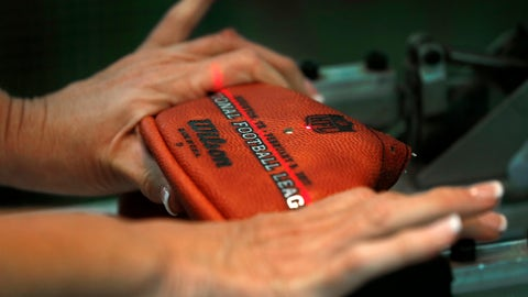 Prop ball deflated during postgame ceremony (Yes +1000 / No -2000)