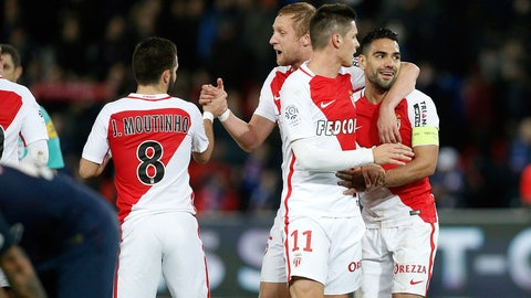 Monaco — Their unreal attack