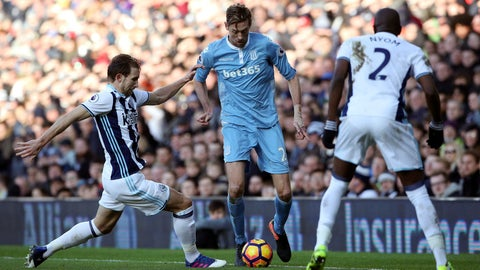 West Brom are still churning out wins