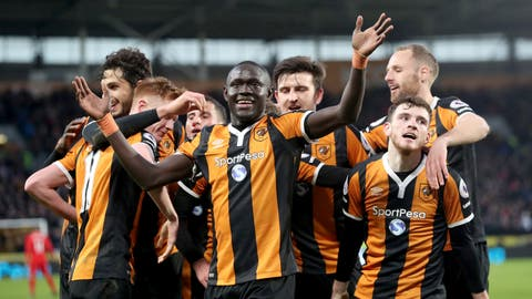 Hull are ... not bad?