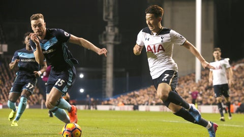 Middlesbrough forgot that Son Heung-min is good